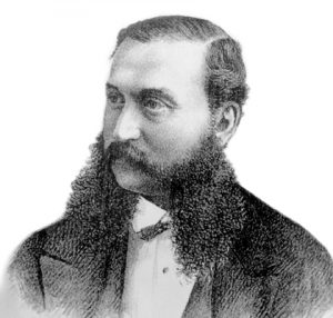Barnabas Day, First President of the ODA – 1867