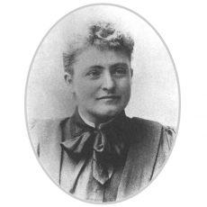 Dr. Caroline Louise Josephine Wells - 1893