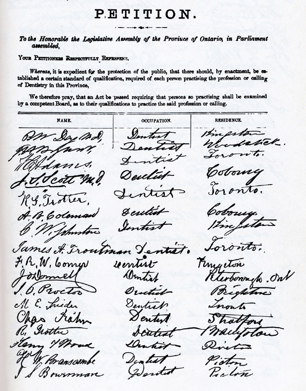 act-petition-document