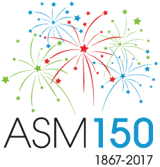 ASM150 logo