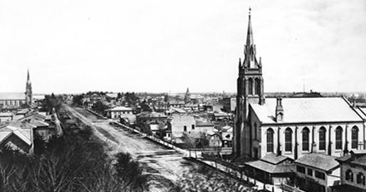 London, Ontario - 1875
